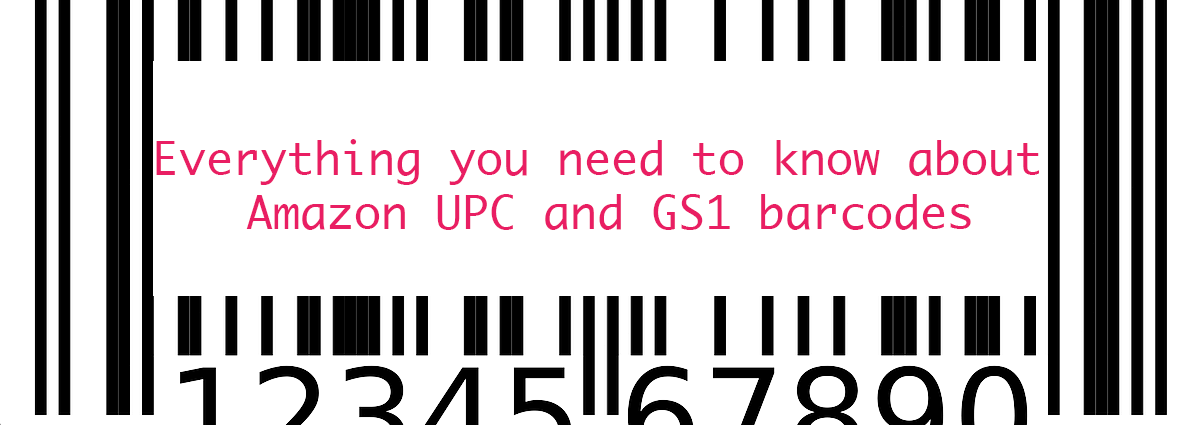 Seller Questions: Do I need GS1 barcodes to sell products on Amazon?