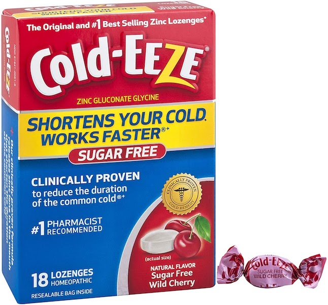 Cold feeze